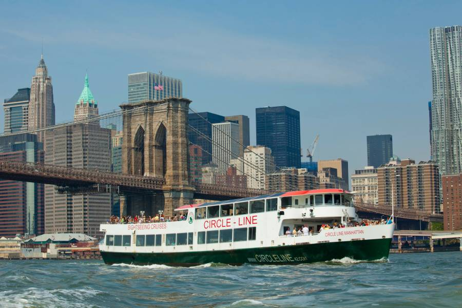 Circle Line Sightseeing nyc