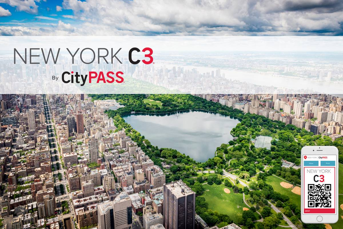 New York C3 from CityPASS